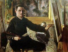 "Gustave Cailebotte | Gustave Caillebotte """""