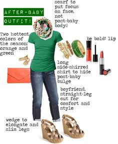 """""""After-Baby Outfit"""" by joceyj on Polyvore"""