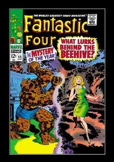 Marvel Masterworks: The Fantastic Four - Volume 7 by Stan Lee, http://www.amazon.com/dp/0785150625/ref=cm_sw_r_pi_dp_J2ZYqb1XB2H39