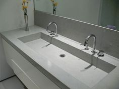 Double Bathroom Sink From Sorensen Restoration