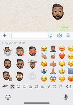 WhatsApp has added a sticker support to the iOS beta application for the memoji feature that new generation iPhone owners like so much. WhatsApp iOS users can now create their own memoji stickers. Ios 7 Design, Iphone App Design, Apple Emojis, Ios Emoji, Whatsapp Theme, Iphone Owner, Apple Stickers, Instagram Emoji, Cute Emoji Wallpaper