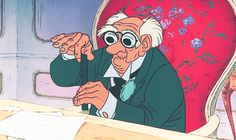 Georges Hautecourt — The Aristocats | 15 Disney Senior Citizens Who Are Way Better Than The Disney Princesses