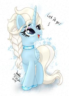 this is also cool but i think she should be an earth pony so its like shes a regular pony but shes not