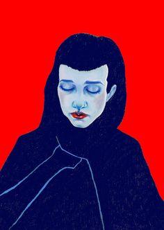 Natalie Foss...Contrast I
