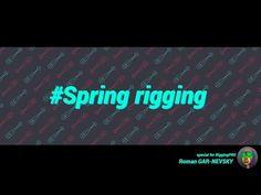 Maya spring rigging tutorial - YouTube