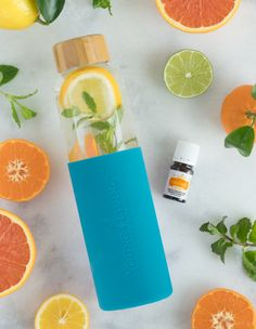 Look at this new water bottle from Young Living!  Safe to use your essential oils in this lovely glass water bottle!  Click to order! http://theoilery.net/team-members/michelle-gills/