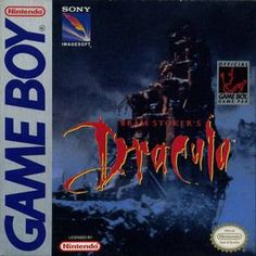 Play online nintendo-game-boy games (Page Gameboy Games, Nintendo Games, Game Boy, Sony, Traveller's Tales, Giant Bomb, Bram Stoker's Dracula, Old Technology, Original Nintendo