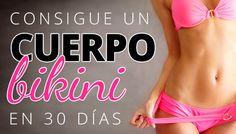 Con este reto de ejercicios conseguirás tener un cuerpo bikini en 30 días. Operación bikini en un mes… El reto se compone de tres ejercicios con los que trabajar piernas, glúteos y sobre todo los abdominales. Esta rutina te ayudará a adelgazar y tonificar. Durante 30 días las repeticiones y la intensidad de los ejercicios …