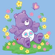 Care Bears Care Bears, Bear Pictures, Cute Pictures, Tatty Teddy, Teddy Bear, Care Bear Party, Bear Wallpaper, Rainbow Brite, Snoopy And Woodstock