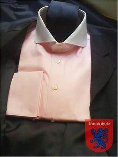 Gentleman Fashion, Gentleman Style, Classic Man, Classic Style, My Style, Rob Hill, Bespoke Shirts, Cutaway Collar, 20s Fashion
