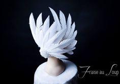 Freya... Headdress Fraise au Loup https://www.facebook.com/fraiseauloupcostumes  e-shop :  https://www.etsy.com/fr/shop/FraiseauLoupCostumes?ref=hdr_shop_menu  #feerie #headdress #valkyrie #fashion #artwort #Fraise au Loup