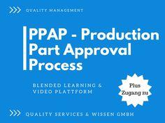 PPAP und PPF Seminare |  Seminar | Training