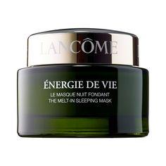 Rank & Style - Lancôme Energie de Vie the Melt-In Sleeping Mask #rankandstyle
