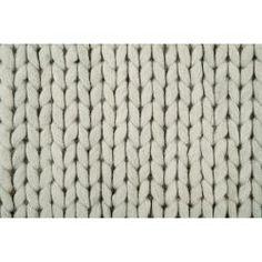 Hand-woven Gray Descartes New Zealand Wool Soft Braided Texture Rug (5' x 8') $260