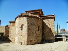 Publicamos San Miguel dentro del conjunto monumental de Seu de Egara, Terrassa.  #historia #turismo  http://www.rutasconhistoria.es/loc/san-miguel-conjunto-monumental-la-seu-de-egara