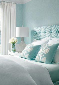 87 Best Aqua Bedrooms Images In 2019 Bedroom Decor