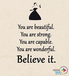 Believe it ✨