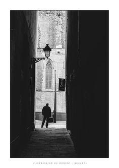 Le Fuji X100S et la photo de rue |  Noir et Blanc | http://bogarte.fr