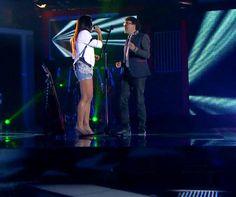 ¿Qué tal el dúo que hizo #AndrésCepeda con esta participante en #LaVozColombia? Caracol Tv, Concert, Second Season, The Voice, Colombia, Concerts