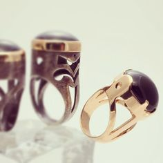 ♥ Yesim Yuksek for Alef - Rings