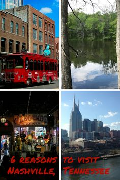 Nashville, Tennessee has had a strong connection to music for over 200 years, but it also has a lot more to off with a thriving restaurant and nightlife scene. Check out why you should visit Nashville and what to do when you get there.