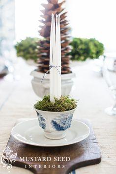 simple holiday arrangement   miss mustard seed