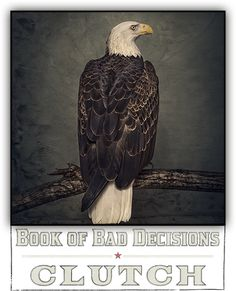 "ChiIL Live Shows: New CLUTCH Album ""BOOK OF BAD DECISIONS"" Coming September 7th"