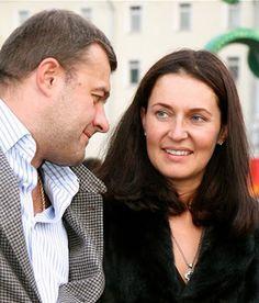 Жена Михаила Пореченкова