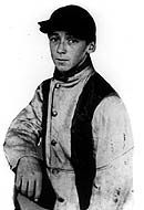 Danny Maher was America's leading jockey in 1898 and Britain' Photo - National Museum of Racing
