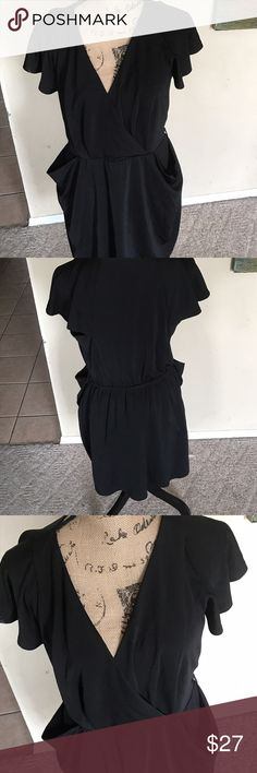 🆕 City Chic dress Little black dress. Very versatile could be dressed up or down. Front pockets. City Chic sizing is unique can is a 14 City Chic Dresses Midi
