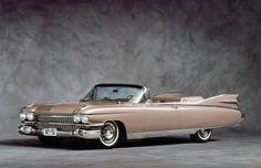 Over a Century of Beautiful Cadillacs-Eldorado Biarritz (1959)