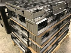For a one stop shop for your bespoke sheet metal needs contact V and F Sheet Metal. With over 35 years of manufacturing bespoke sheet metal work in th UK we are happy to help you out. From small batch work to higher volume production. Aluminum Sheet Metal, Steel Sheet Metal, Sheet Metal Work, Mild Steel Sheet, Sheet Metal Fabrication, Hampshire Uk, Welding Equipment, Metal Projects, Metal Box