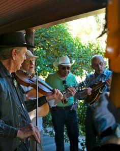 Prescott, AZ Folk Music Festival. I can't wait to hear live bluegrass again! Woot!