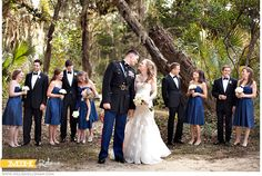 Maritime Forest nuptials