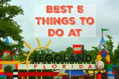 Best 5 Things to Do