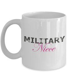 Military Niece - 11oz Mug