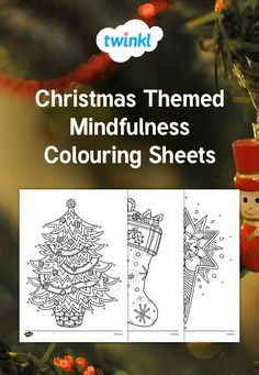 primary resources christmas coloring pages - photo#24