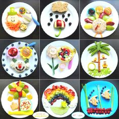 Healthy and fun snacks for kids!