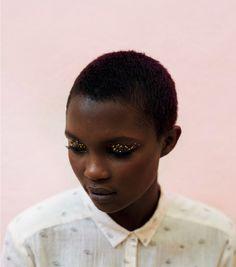 Aliane Uwimana Gatabazi for Des Petits Hauts