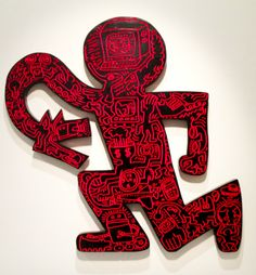 Expo Keith Haring Paris 05/2013