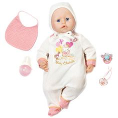 Baby annabell baby #charlotte #interactive doll #(46cm) new,  View more on the LINK: http://www.zeppy.io/product/gb/2/291653361431/