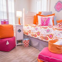 A Dorm Room ReDeux by LeighDeux Dorm | The English Room