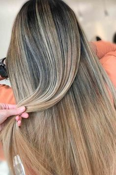 Straight Hair With Blonde Ombre straight long hair, straight blonde hair, straight balayage hair ❤ Your straight hair won't look its best until you get to know it. Let us help you find out what type of texture you have so you can treat your locks well. #straighthair #lovehairstyles #hair #hairstyles #haircuts Trendy Hairstyles, Straight Hairstyles, Hairstyles Haircuts, Blonde Ombre, Blonde Hair, Curly Hair Styles, Natural Hair Styles, Types Of Texture, Naturally Straight