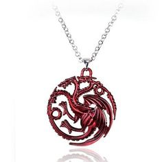 GoT House Sigil Necklace