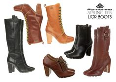 Lior boots by #Fornarina fw 12.13 #shoes