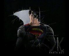 #drawing #superman #batman #dccomic #photoshop