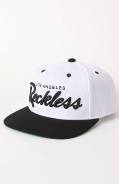 #YoungandReckless OG Script Snapback Hat