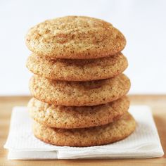 Snickerdoodle Cookies (Paleo, Primal, Grain and Gluten-Free) - omit cinnamon to make sugar cookies!