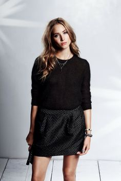 The Exelby Skirt - Jack Wills