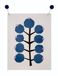 Darling Clementine Berries Poster, part of the IKONIK collection